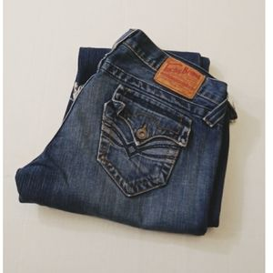 Lucky Brand Lil Maggie Womens Jeans sz 10